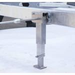 Nurkkatukipari AL-KO Click-Fix 290-410mm